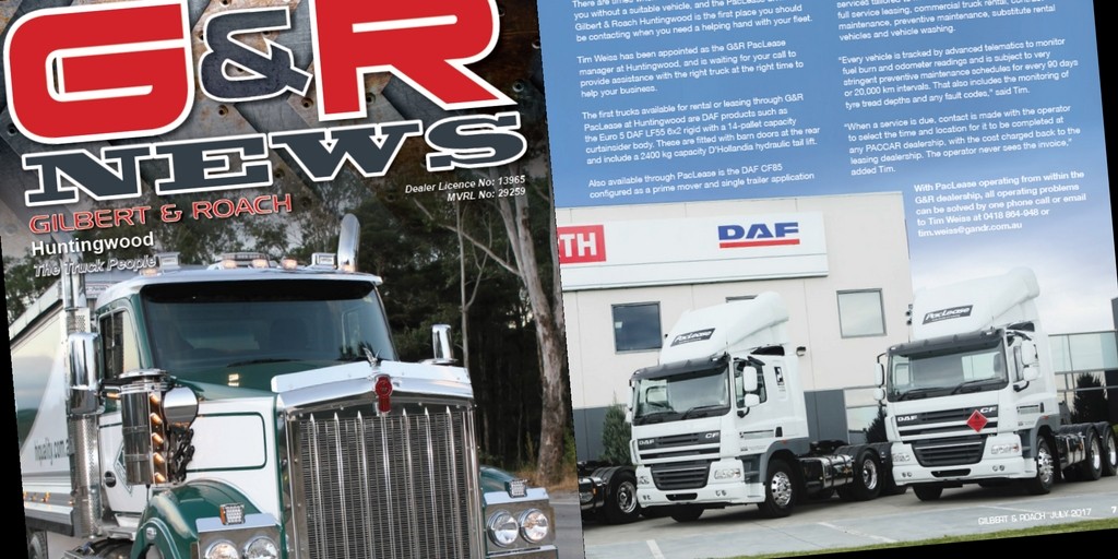 GRNEWS July 2017 DAF PacLease